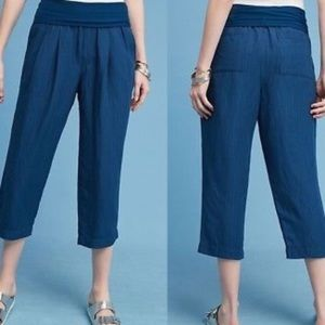 Hei Hei eventide cropped joggers Anthropologie